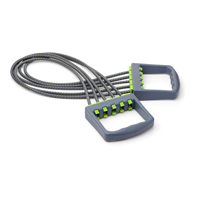 Elastic cords for indoor and outdoor sports